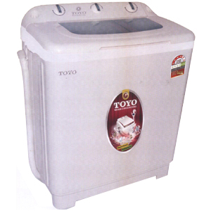 Toyo 8kg Twin Tub Washing Machine TWD-5000 1