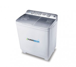 Kenwood 10kg Twin Tub Washing Machine KWM 1012SA 1