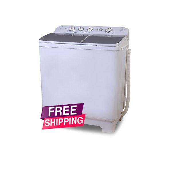 Kenwood Washing Machine Twin Tub 10 Kg KWM-1012SA 1