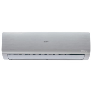 Haier 1.0 Ton Heat and Cool Air Conditioner 12SNF Silver