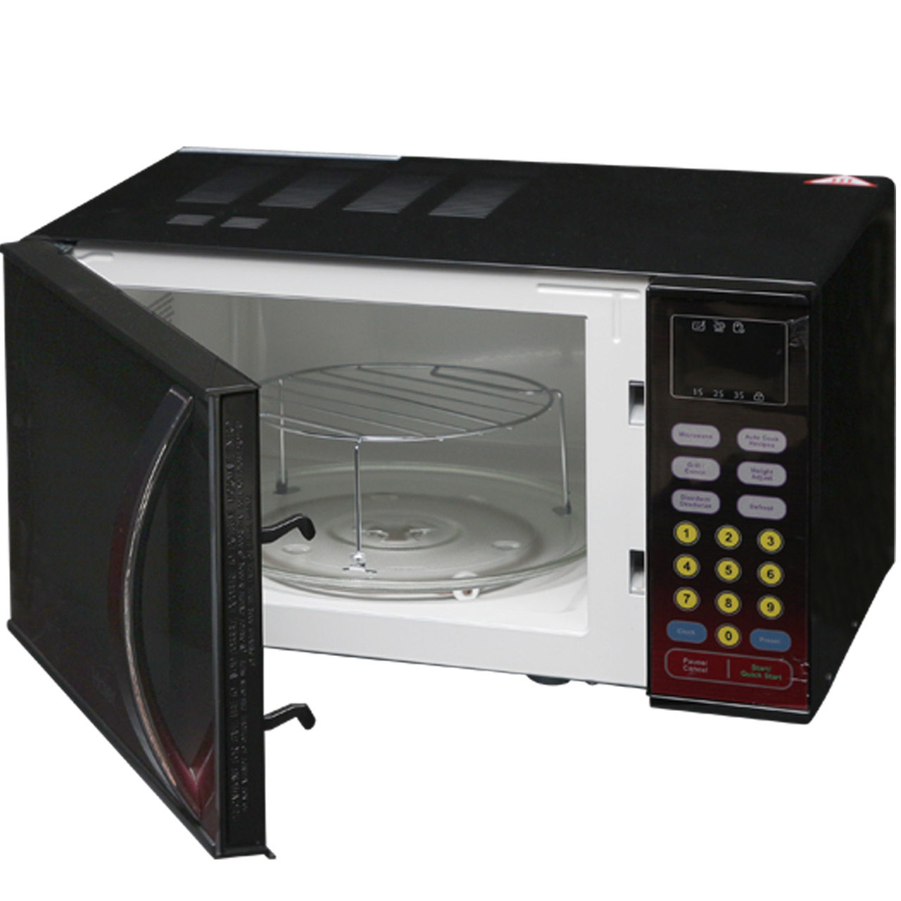 Haier 25l Free Standing Microwave Oven 2590egt