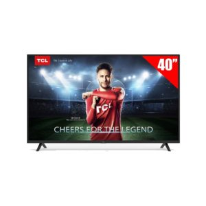 TCL 40 Inches Full HD LED TV 40D3000 TCL 43 Inches Full HD LED TV 43D3000