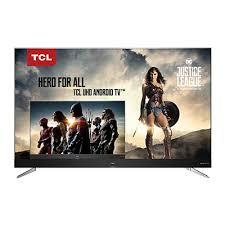 TCL 55″ 4k UHD LED TV 55C