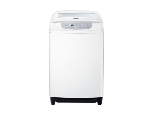 Samsung 09 Kg Automatic Top Load Washing Machine WA90F5S2UWW 1