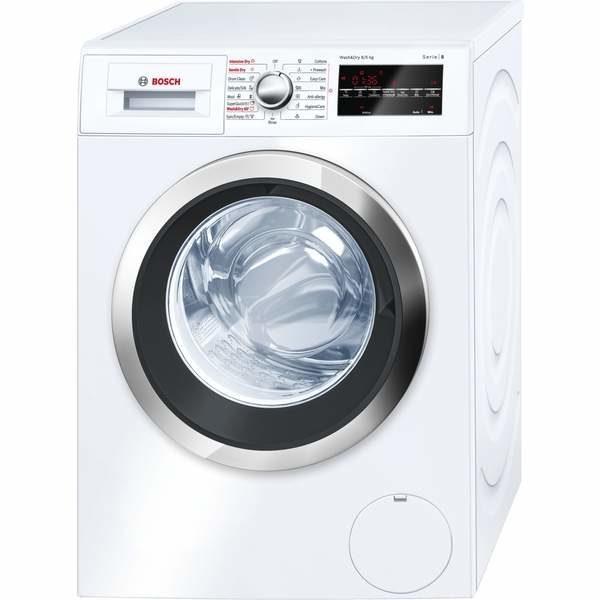 Bosch 8 Kg Front Load Washing Machine WVG30460GC