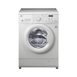 LG 7Kg Front Load Fully Automatic Washing Machine F10C3QDP2