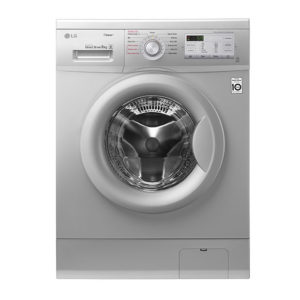 LG 8 Kg Front Load Washing Machine FH4G7TDY5
