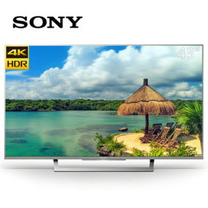 Sony 43 Inches Ultra High Definition LED TV KD-43X8000D