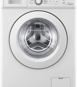Samsung 7kg Front Load Washing Machine WF0700NCW/XSG
