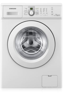 Samsung 7kg Front Load Washing Machine WF0700NCW/XSG