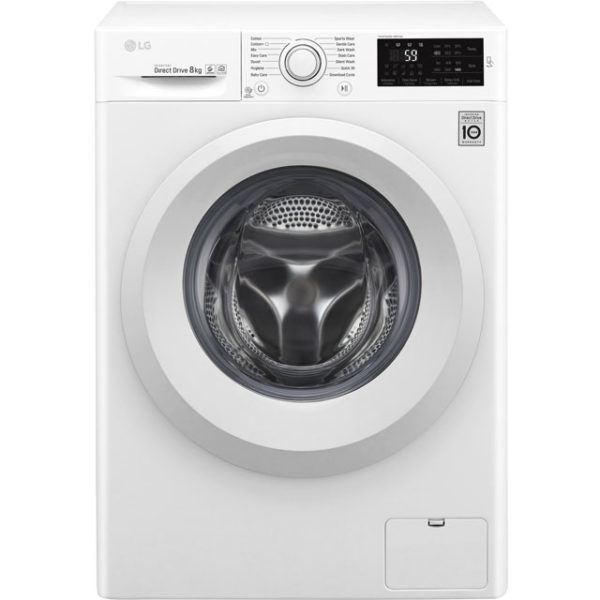 LG 8kg Front Load Washing Machine F4J5TNP3W