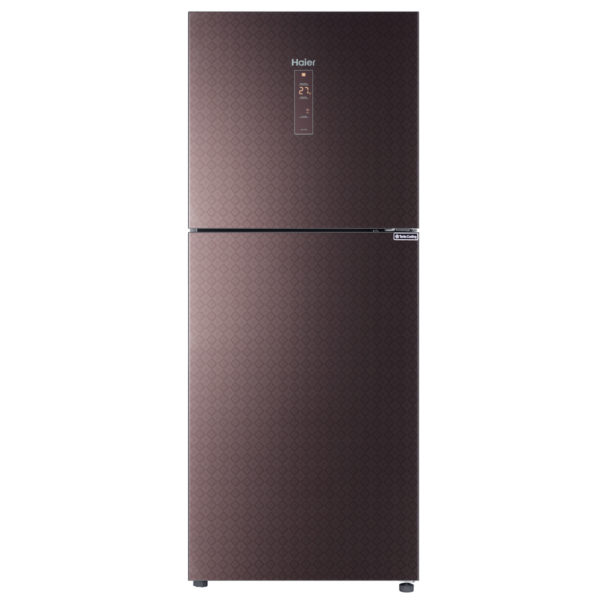 Haier 15 CFT Top Mount Refrigerator HRF-438TDC 1