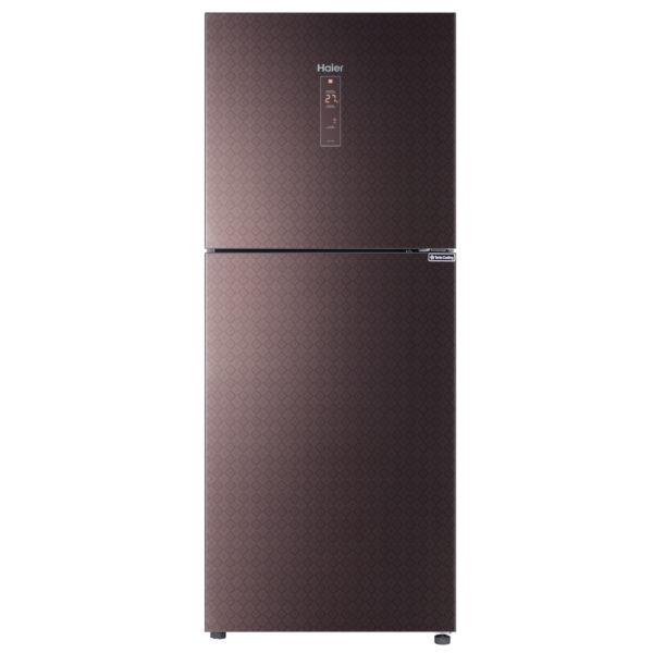 Haier 15 CFT Top Mount Refrigerator HRF-438TDC 1
