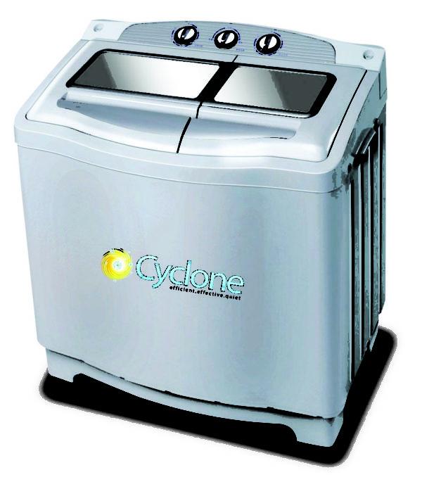 Kenwood 9 Kg Twin Tub Washing Machine KWM950SA 1