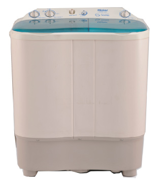 Haier 8kg Twin Tub Top Load Washing Machine HWM 80-000 1