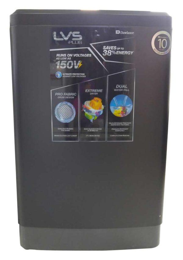 Dawlance 10 kg Top Load Washing Machine DWT275TB-X 1