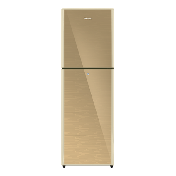 Gree 12 CFT Top Mount Refrigerator GR310G-CDI Golden 2