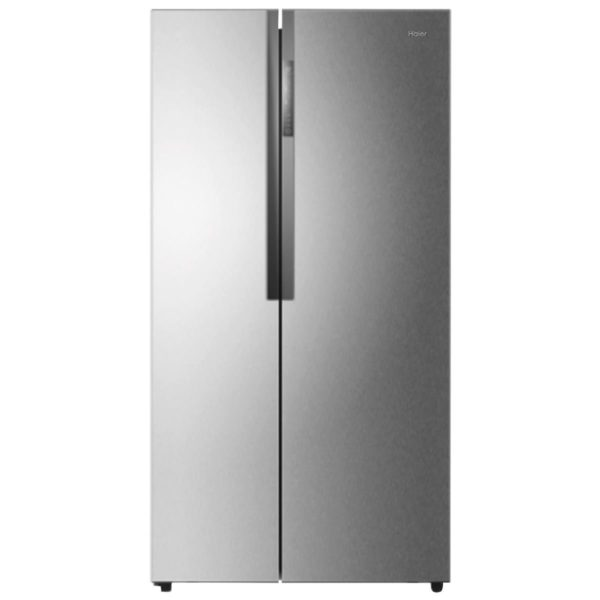 HAIER 19 CFT SIDE BY SIDE REFRIGERATOR HRF-618SS 1