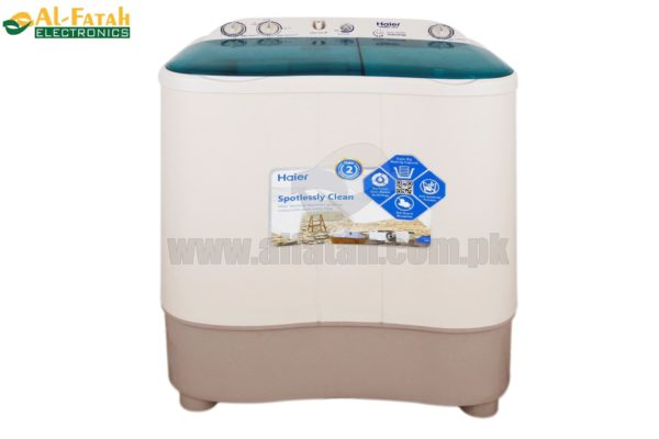 Haier 8Kg Twin Tub Washing Machine HWM80-100 1