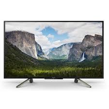 """SONY 50"""" Smart LED TV 50W660F 1"""