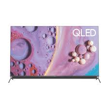 "TCL 55"" Smart QLED Android TV 55C815 1"