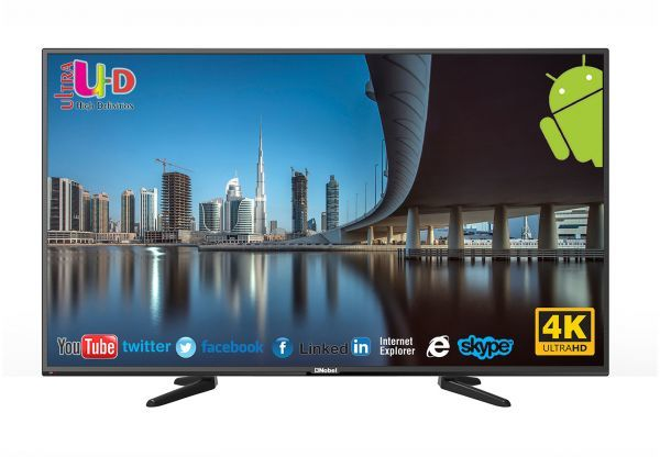 "NOBEL 50"" Smart LED TV 1"