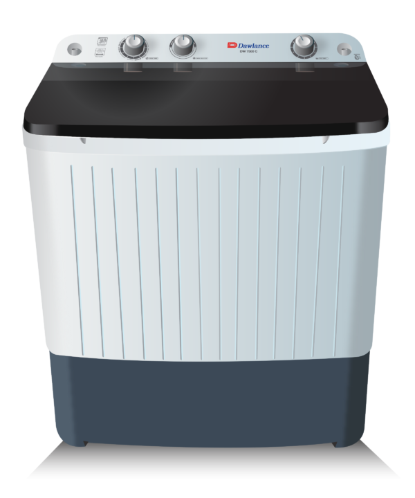 Dawlance Twin Tub Washing Machine DW7500 W 1