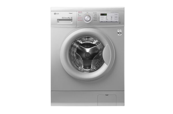 LG 08 Kg Automatic Front Load Washing Machine FH4G7TDY5 (Imported) 1
