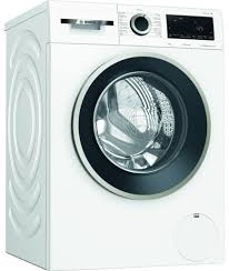 BOSCH 09 Kg Automatic Front Load Washing Machine WGA142X0GC 1