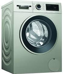 BOSCH 09 Kg Automatic Front Load Washing Machine WGA142XVGC 1