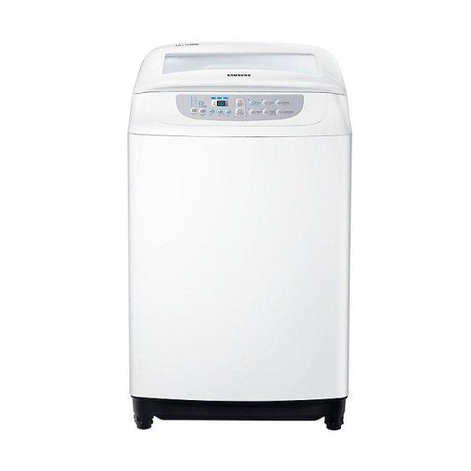 Samsung 09 Kg Automatic Top Load Washing Machine WA90F5S3UWW 1